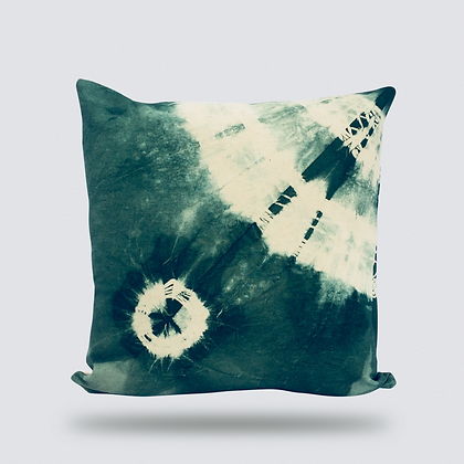 Sun & Moon | hemp scatter cushion