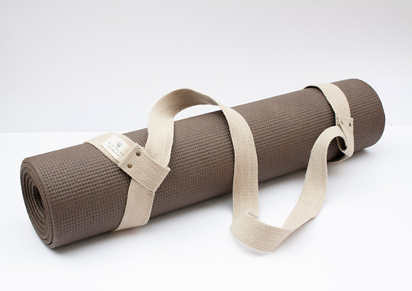 Hemp Yoga Mat strap ~ Multi-purpose