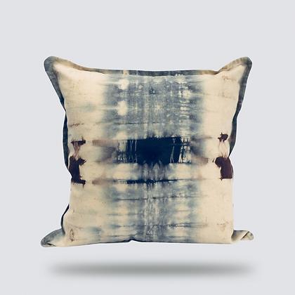 Shoreline drift | hemp scatter cushion