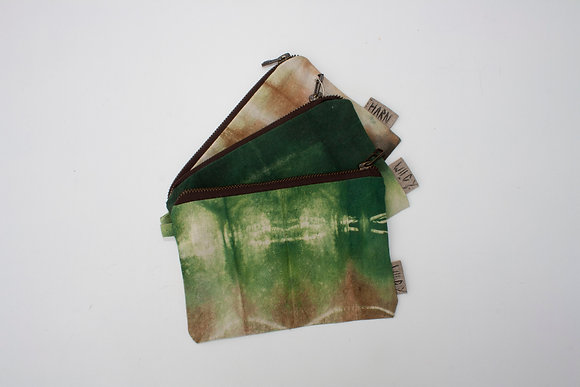 Small Forest Green | essential pouch