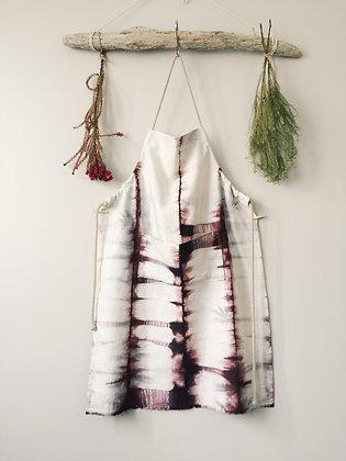 Rustic Wine Apron  | hemp & organic cotton canvas
