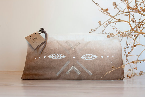 Ndbele Rust Ombre | Essential Pouch