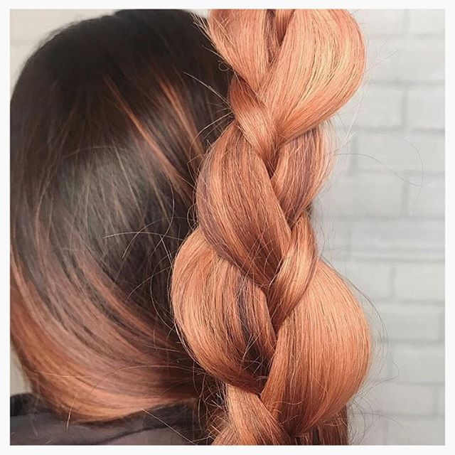 Beautiful color work by Nicole 💛 Check out more of her gorgeous work at her new IG page _hairbynico