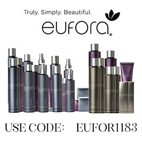 Eufora Hair Care Products to purchase on line