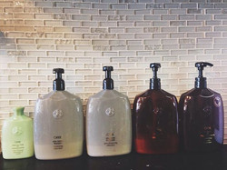 We are #oribeobsessed here at the salon. #oribe has something to cater to all hair types and texture
