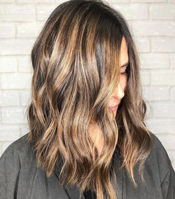 What can we say about this balayage...