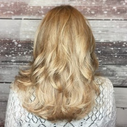 Tousled Blondielocks by Letty✨__#blondehair #blondeambition #hair #hairstyle #instahair #socialenvy