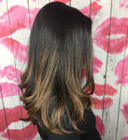 #ombrehair Growing out an ombré never looks too shabby!  Especially with a fresh snip! 💞 (408) 395-