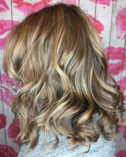Seriously can't get enough of this new blonde formula!  Playing with new color formulas is always fu
