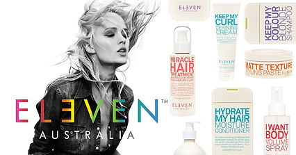 Eleven Hair Products to purchase on line