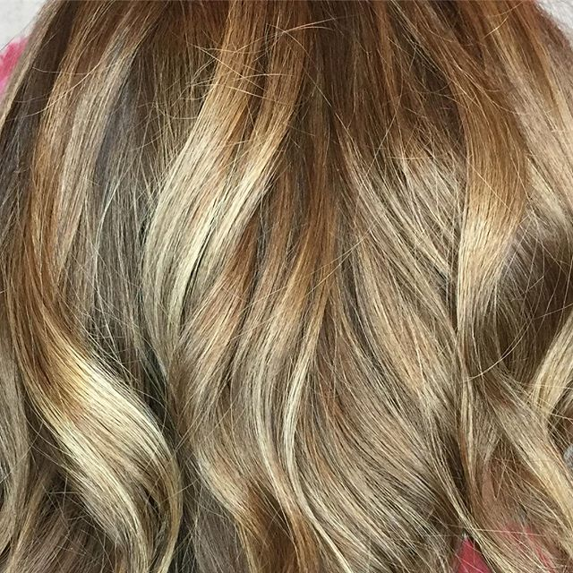 #closeup of this beautiful color blend 😍#inlove with mixing warm tones and cool tones to create a r