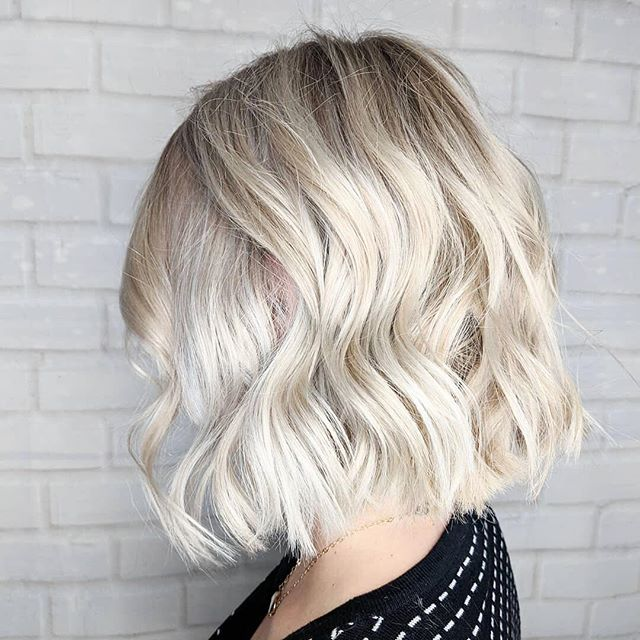 Gorgeous hair by Emma 😍_❄️ ❄️ ❄️_Repost