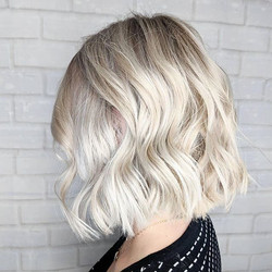Gorgeous hair by Emma 😍_❄️ ❄️ ❄️_Repost