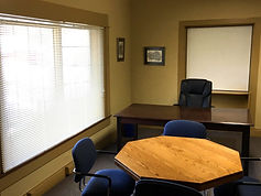 Furnished gold office suite 104