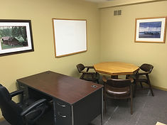 Furnished gold office suite 202