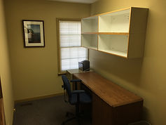 Furnished bronze office suite 204