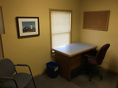 Furnished silver office suite 206