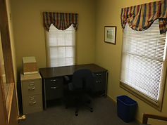 Furnished bronze office suite 103
