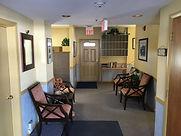 Reception area amenity
