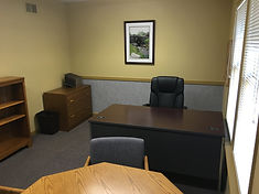 Furnished gold office suite 203