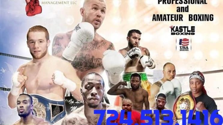 Murrysville Madness Professional Boxing 9/18/21