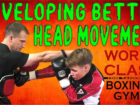 How To Develop Better Head Movement and Bait Your Opponent
