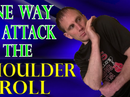 One Way to attack the Shoulder roll!