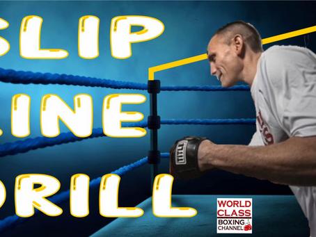 Slip Line Drill