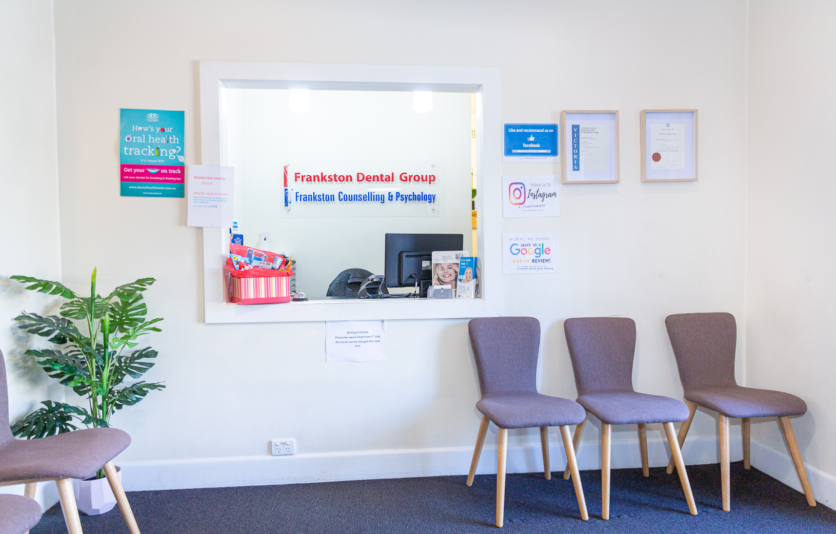 Dentist in Frankston