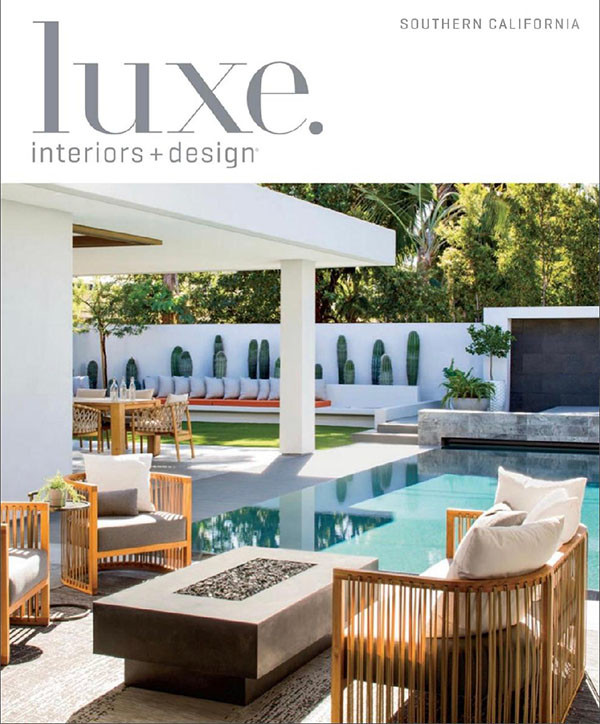 LUXE Magazine: LUXE Interiors + Design Southern California May/June 2020