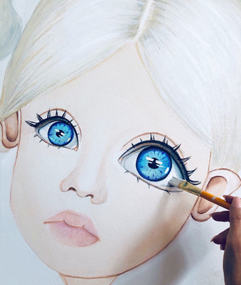 beautiful artwork for childern