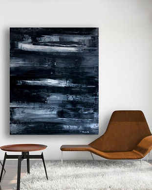 Los Angeles Large Contemporary Abstract Paintings Online | Buy Original Large Art By Contemporary Artist
