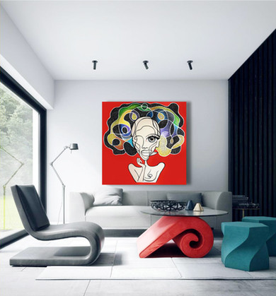 """Wall art painting 