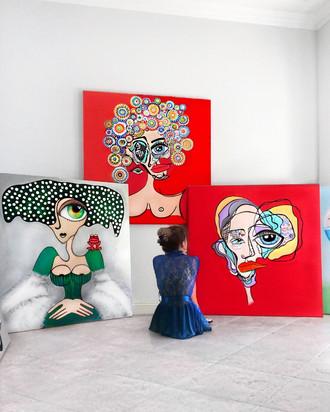 Art galery of modern art los angeles, laguna beach, orange county, santa barbara