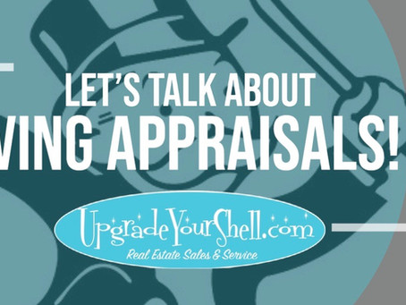 Let's Talk About Waiving Appraisals!