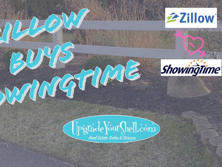 Zillow Buys Showingtime!