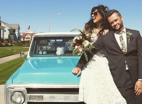 Chris & Nikki Get Married!