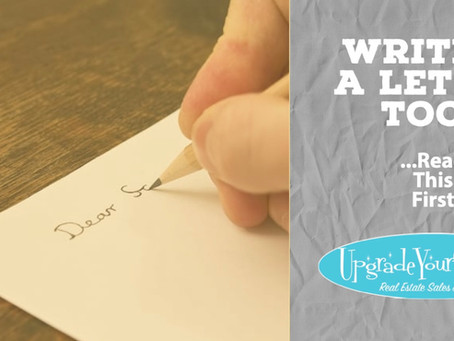 Writing A Letter?  ...Read This First!