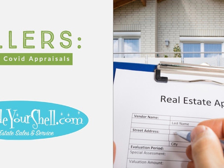 Sellers: Winning at Covid Appraisals