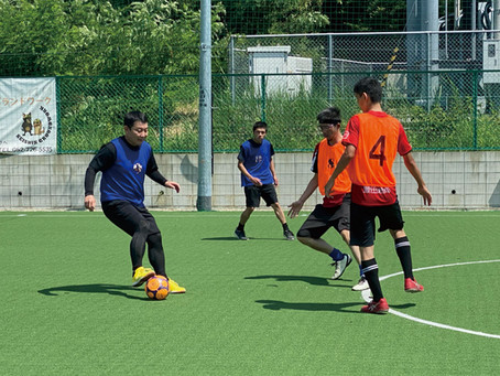 QuaSP Futsal Club 一周年