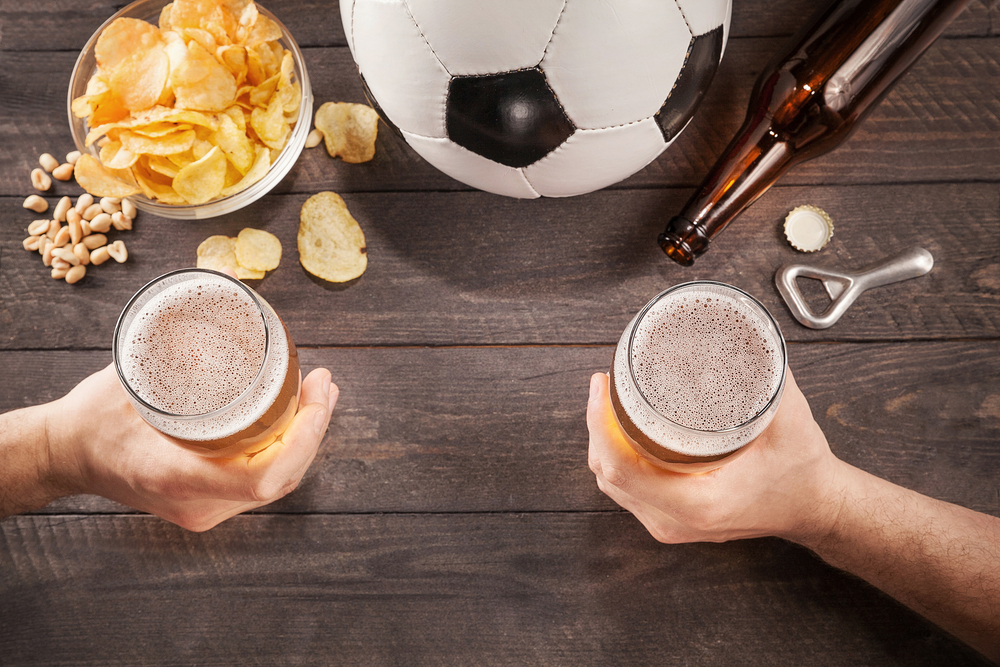 Beer and Soccer