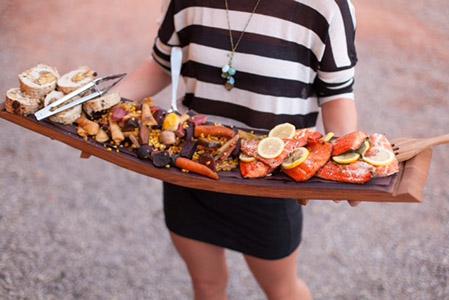 platter of food generic