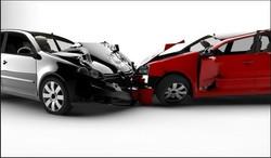 two car smash
