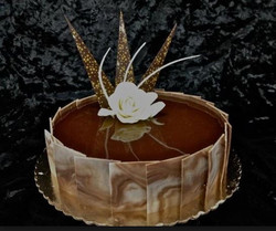 Generis large chocolate cake