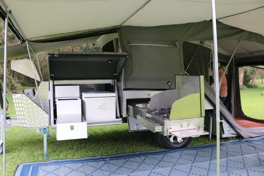 Camper Trailer Business