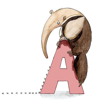 A is for Anteater.jpg