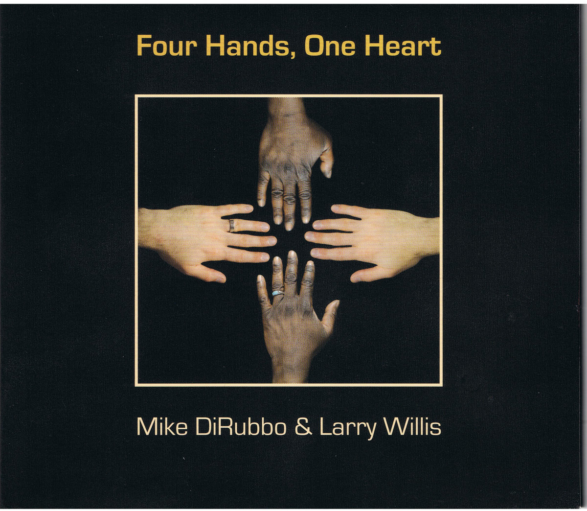 four hands one heart