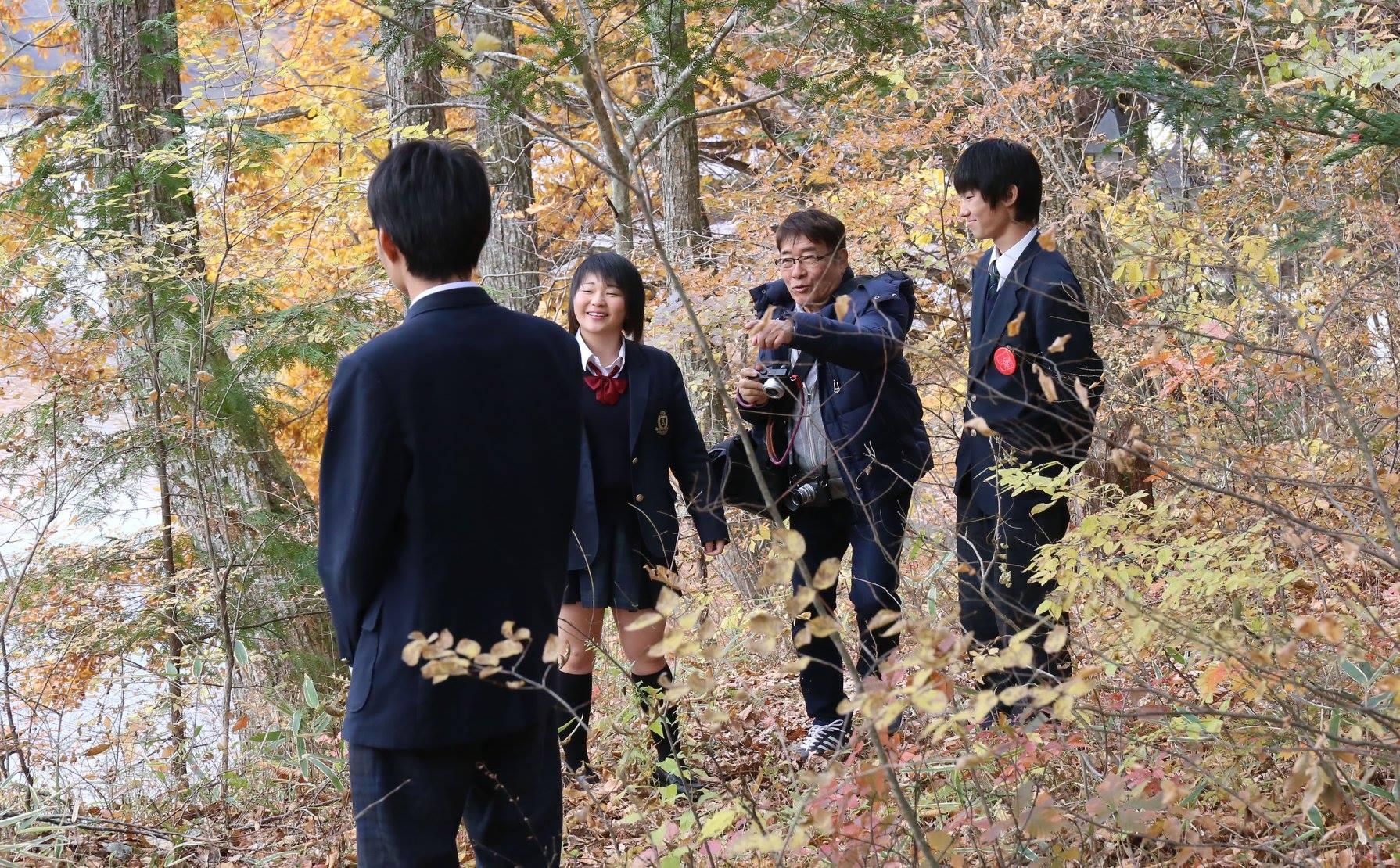 ハービー・山口氏実践写真講座