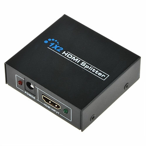 Splitter HDMI 1 A 2 Resolución Hasta 1080p