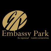 Hotel Embassy Park.